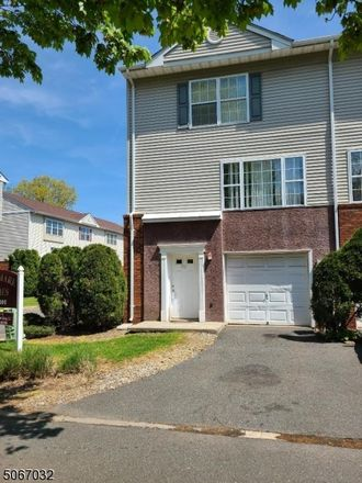 Rent this 3 bed townhouse on 192 North Grove Street in East Orange, NJ 07017