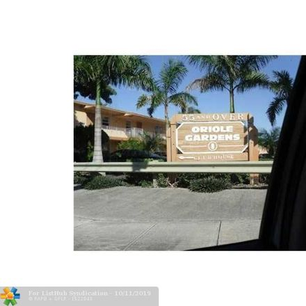 Rent this 1 bed condo on 7355 Northwest 5th Place in Margate, FL 33063