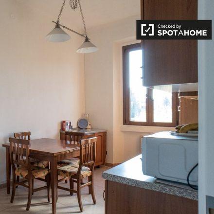 Rent this 1 bed apartment on Via Candoglia in 20158 Milan Milan, Italy