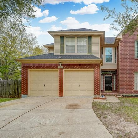Rent this 4 bed house on Marshfield Dr in Houston, TX