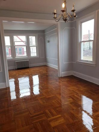 Rent this 3 bed house on 27 Washington Parkway in Bayonne, NJ 07002