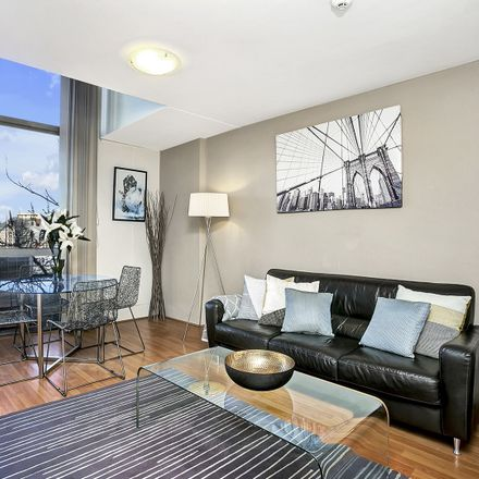 Rent this 1 bed apartment on 504/132 Sussex Street