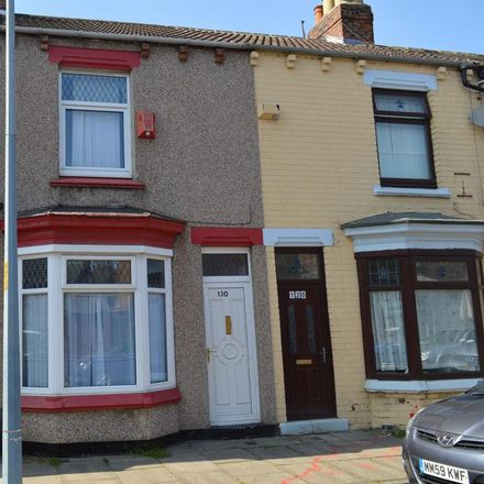 Rent this 2 bed house on Harford Street in Middlesbrough TS1 4PN, United Kingdom