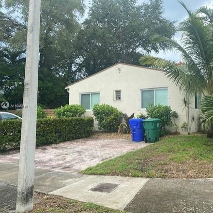 Rent this 2 bed duplex on 2131 Southwest 19th Avenue in Miami, FL 33145