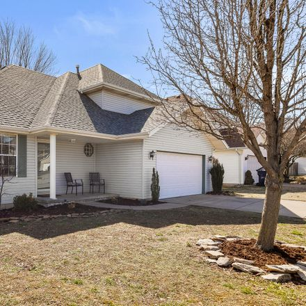 Rent this 3 bed house on W Westchester Ct in Springfield, MO