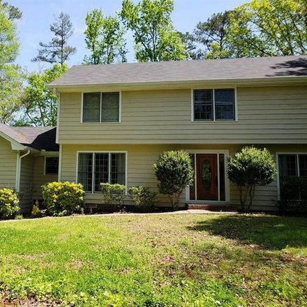 Rent this 4 bed house on 370 Woodstone Dr in Marietta, GA