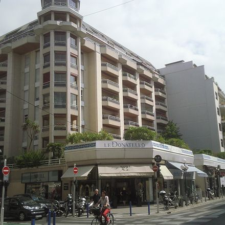 Rent this 1 bed apartment on Le Donatello in Rue Blacas, 06000 Nice