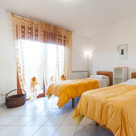 Rent this 4 bed room on Via Giuseppe Gregoraci in 00173 Rome Roma Capitale, Italy