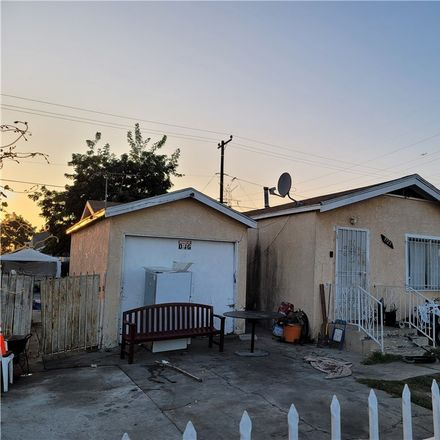 Rent this 2 bed house on 9723 Zamora Avenue in Firestone Park, CA 90002