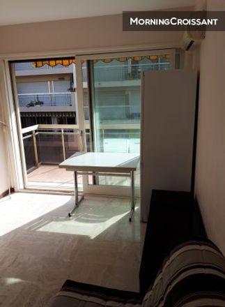 Rent this 1 bed apartment on 7bis Boulevard de la Pinède in 06160 Antibes, France