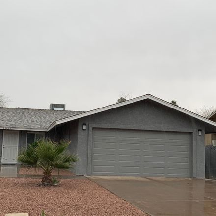 Rent this 3 bed house on 2037 West Dixon Street in Mesa, AZ 85201