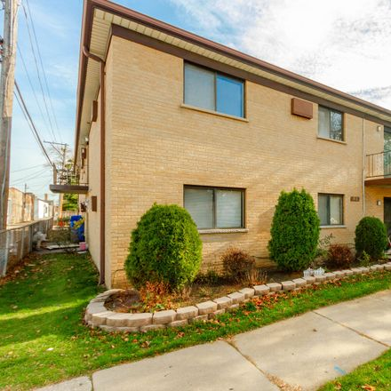 Rent this 2 bed condo on 812 Thomas Avenue in Forest Park, IL 60130