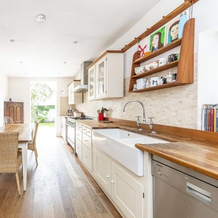 Rent this 4 bed house on 35 Mortimer Road in London NW10 5QP, United Kingdom