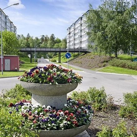 Rent this 1 bed apartment on Lars Kaggsgatan in 504 50 Borås, Sweden
