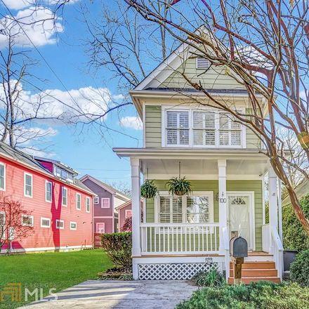 Rent this 2 bed house on Selman St SE in Atlanta, GA