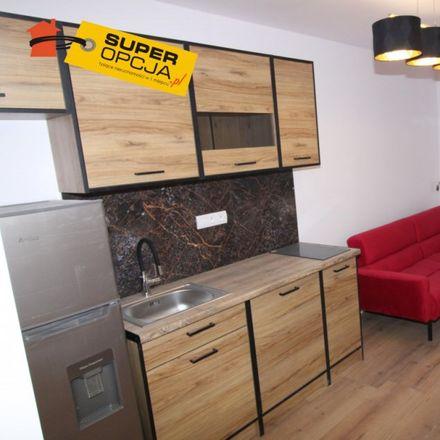 Rent this 2 bed apartment on Marszałka Józefa Piłsudskiego 59 in 32-020 Wieliczka, Poland