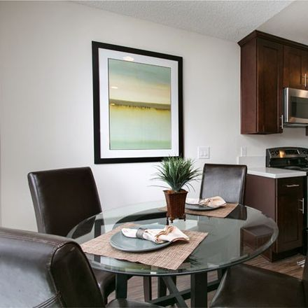 Rent this 1 bed apartment on Sunset Strip in Sherbourne Drive, West Hollywood