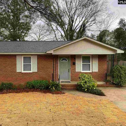 Rent this 3 bed apartment on 3802 Heyward Street in Columbia, SC 29205