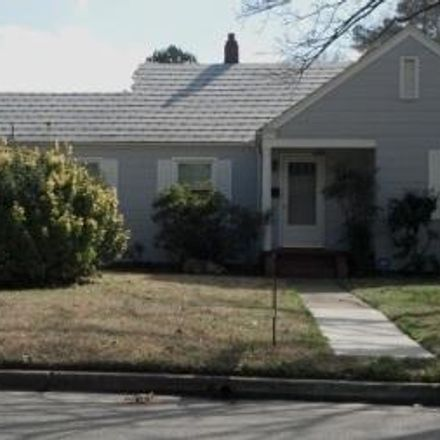 Rent this 3 bed house on Gibson Acres in 1300 Freeman Avenue, Chesapeake
