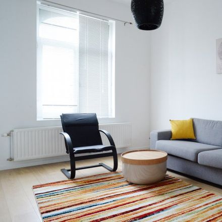 Rent this 1 bed apartment on Square de Léopoldville - Leopoldstadplein 10 in 1040 Etterbeek, Belgium