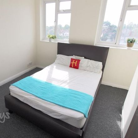 Rent this 4 bed room on Balti Herbs & Spices Indian Takeaway in Hagley Road West, Sandwell B68 0BZ