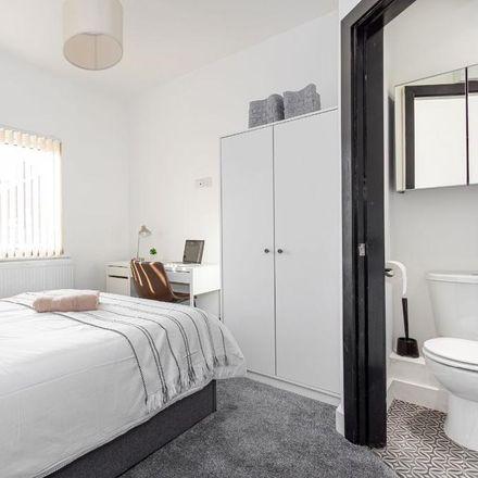 Rent this 1 bed room on Trafalgar Road in Wirral CH44 0AZ, United Kingdom
