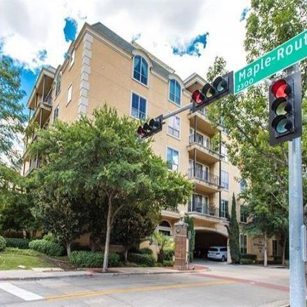 Rent this 2 bed house on Hotel ZaZa in 2332 Leonard Street, Dallas