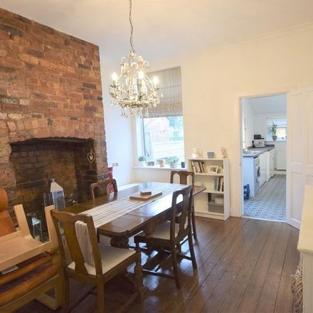 Rent this 2 bed house on Petersburg Road in Stockport SK3 9QX, United Kingdom