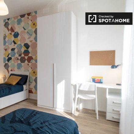 Rent this 8 bed apartment on Via Tolmezzo in 20132 Milan Milan, Italy