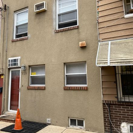 Rent this 2 bed townhouse on 939 League Street in Philadelphia, PA 19147