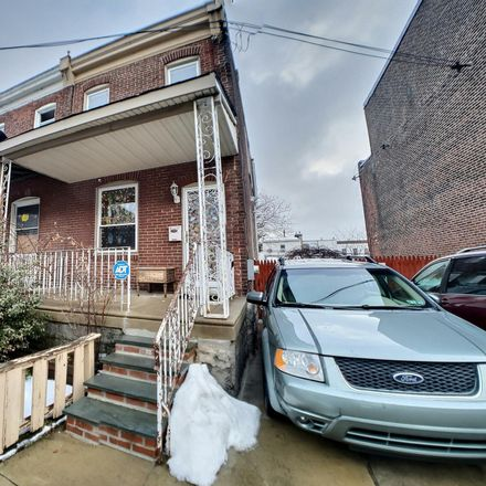 Rent this 3 bed townhouse on 5041 Homestead Street in Philadelphia, PA 19135