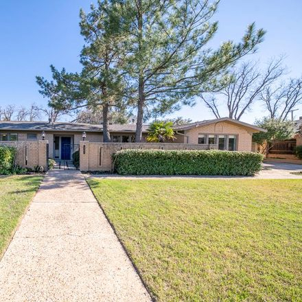 Rent this 4 bed house on 3303 Ma Mar Court in Midland, TX 79707