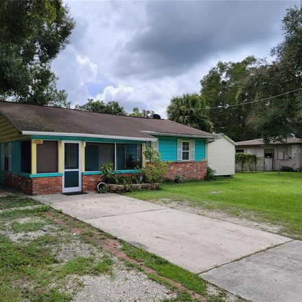 Rent this 4 bed house on 111 East 130th Avenue in Hillsborough County, FL 33612