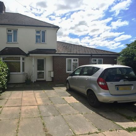 Rent this 1 bed room on 151 Kendal Way in Cambridge CB4 1LS, United Kingdom