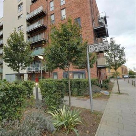 Rent this 2 bed apartment on Honour Gardens in London RM8 2GJ, United Kingdom