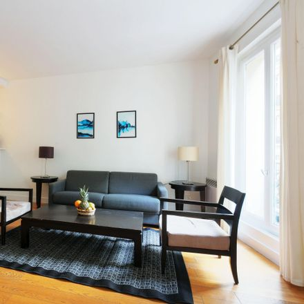 Rent this 1 bed apartment on 31 Rue Daru in 75008 Paris, France