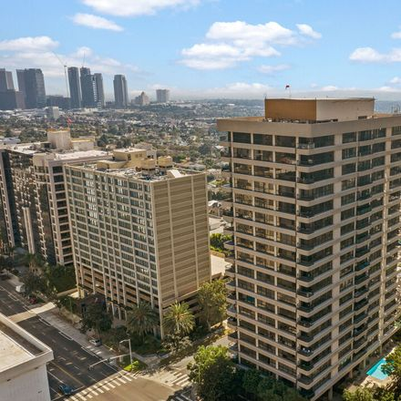Rent this 2 bed condo on 10750 Wilshire Boulevard in Los Angeles, CA 90024
