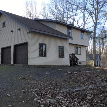 Rent this 4 bed apartment on 113 Rainbow Dr in Lackawaxen, PA