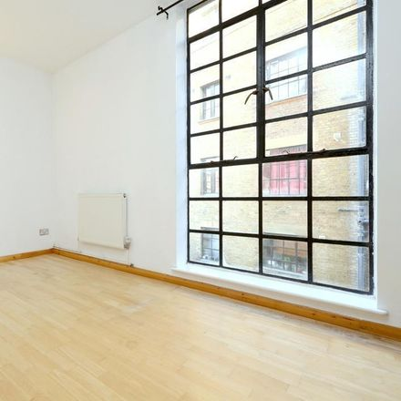 Rent this 1 bed apartment on Baron House in 6 Tyssen Street, London E8 2NA