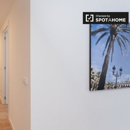 Rent this 3 bed apartment on Carrer dels Tallers in 22, 08001 Barcelona