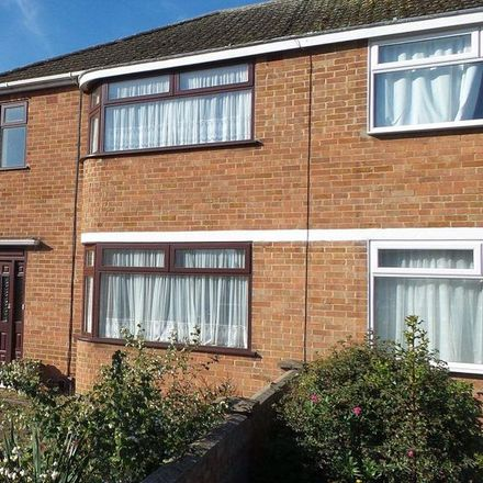 Rent this 3 bed house on Sydney Road in Peterborough PE2 8RE, United Kingdom