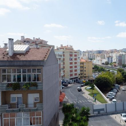Rent this 4 bed apartment on Rua Elias Garcia in 2700-598 Mina de Água, Portugal