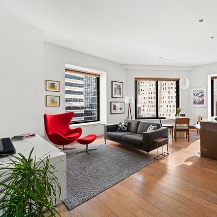 Rent this 2 bed condo on Andaz Wall Street in 75 Wall Street, New York