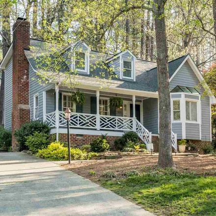 Rent this 3 bed house on 222 Winterberry Ridge Drive in Durham, NC 27713
