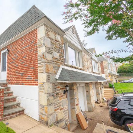 Rent this 3 bed house on 763 Cinnaminson Street in Philadelphia, PA 19128