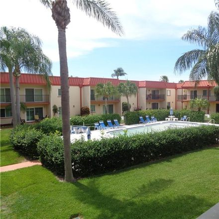 Rent this 2 bed condo on 10375 Paradise Boulevard in Treasure Island, FL 33706