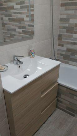 Rent this 1 bed apartment on Calle de Santa Cruz de Mudela in 28001 Madrid, Spain