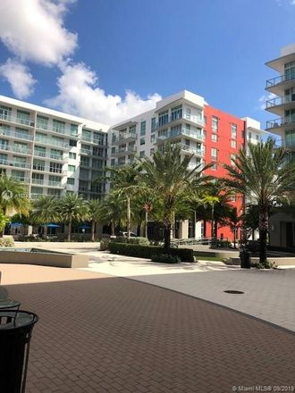 Rent this 2 bed condo on 7751 Northwest 107th Avenue in Doral, FL 33178
