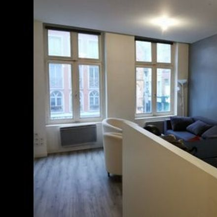 Rent this 0 bed apartment on 20 Place des Reignaux in 59800 Lille, France
