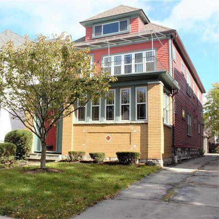 Rent this 3 bed apartment on 699 Columbus Parkway in Buffalo, NY 14213